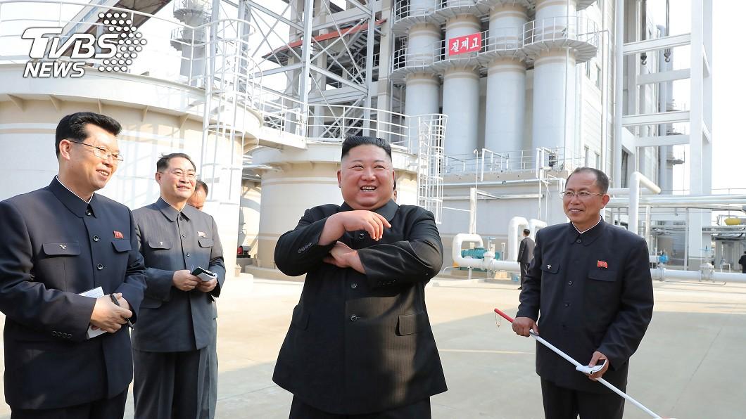 圖/路透社 金正恩又被傳病危? 只因北韓撤走前領袖肖像