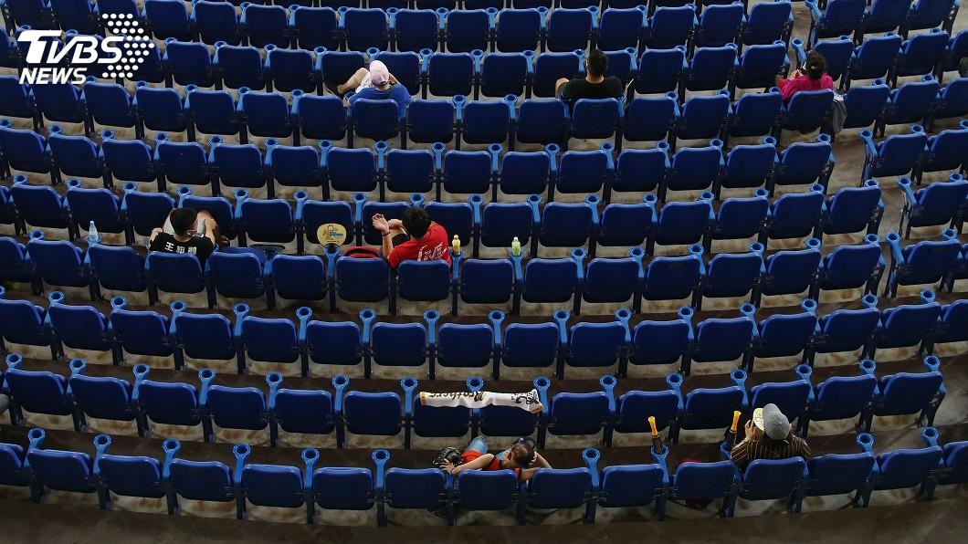 圖/中央社 中職二軍例行賽23日起開放觀眾 上限200人