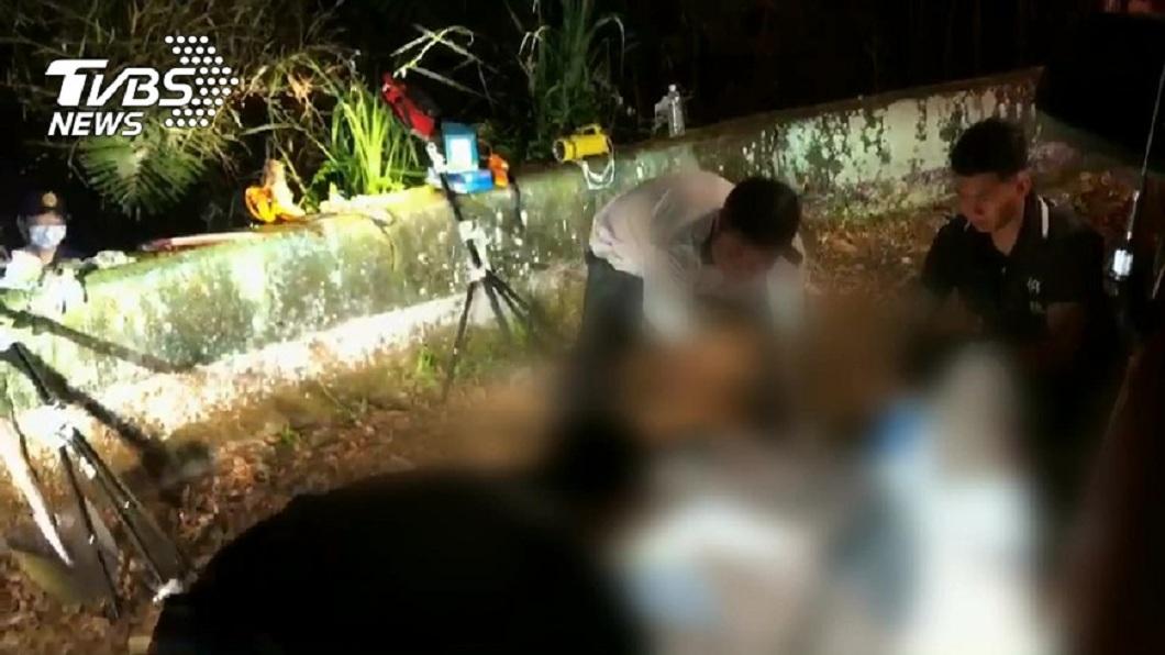桃園警方在3年前於復興山區發現一具腐爛男屍。(TVBS資料圖) 狠女虐殺男棄屍…法院查無殺人證據無罪 改判2年棄屍罪