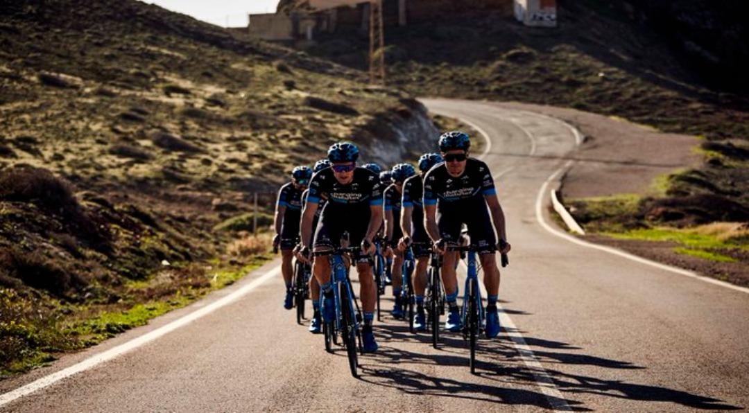 圖/翻攝自 Team Novo Nordisk twitter 不向疾病低頭!「糖友」組自行車隊征戰世界