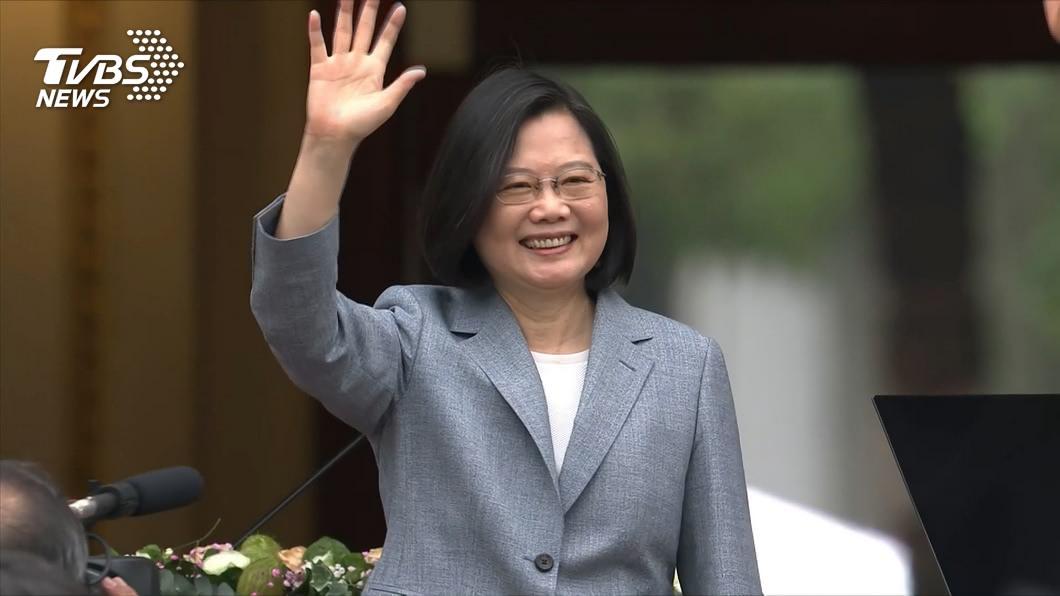 (圖/TVBS) 酸蔡英文連任該感謝中方 洪秀柱:修憲是「滾動式台獨」