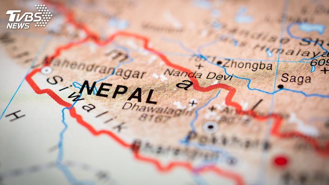示意圖/TVBS 尼泊爾新地圖含爭議領土 印度不滿呼籲對話