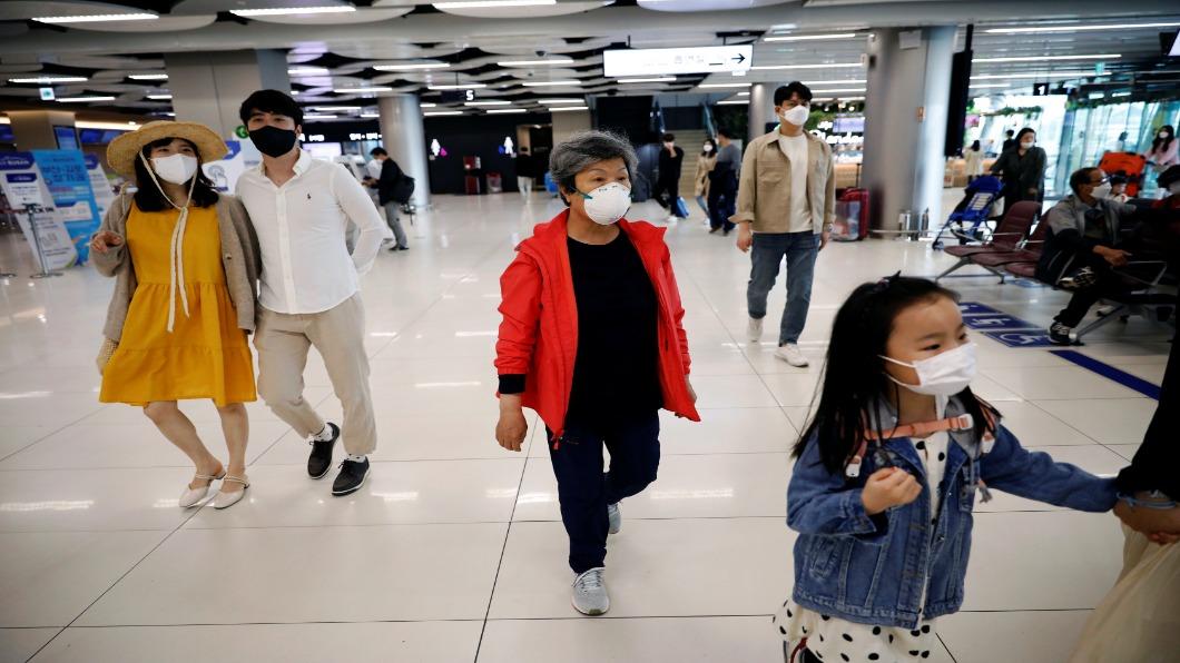 圖/達志影像路透 南韓網購瘋「口罩消毒劑」 成分恐含有害物質