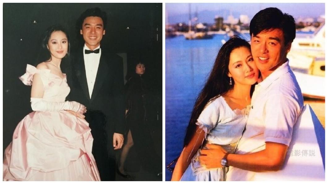 女星章小蕙和鍾鎮濤過去有段婚姻。(圖/翻攝自微博) 敗光鍾鎮濤10億財產 「香港第一敗家女」久違現身
