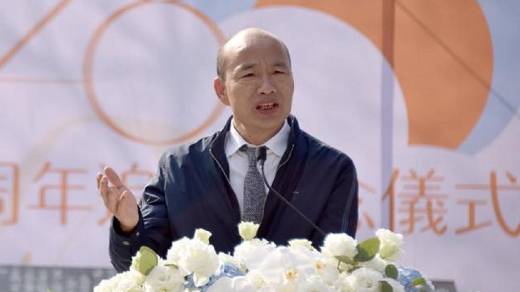 罷免高雄市長韓國瑜投票將於6月6日登場。(圖/翻攝韓國瑜臉書) 「垃圾袋」成罷韓致命傷?黃暐瀚:欺負太過會引發同情