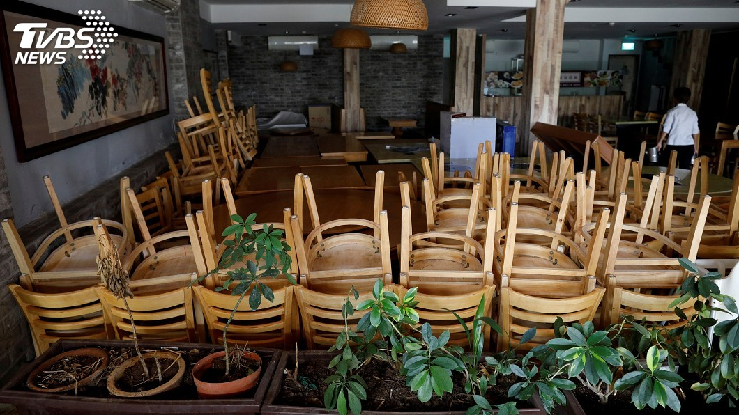 圖/達志影像路透社 新加坡暫不開放餐廳內用 專家:容易傳染病毒