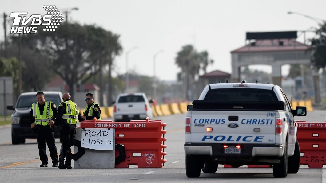 圖/達志影像路透社 德州海軍基地槍擊案 FBI:與恐怖主義有關