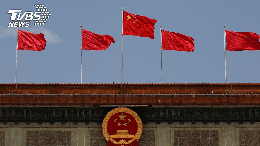 圖/達志影像路透社 中國將審「香港版國安法」 國民黨籲尊重港人自治