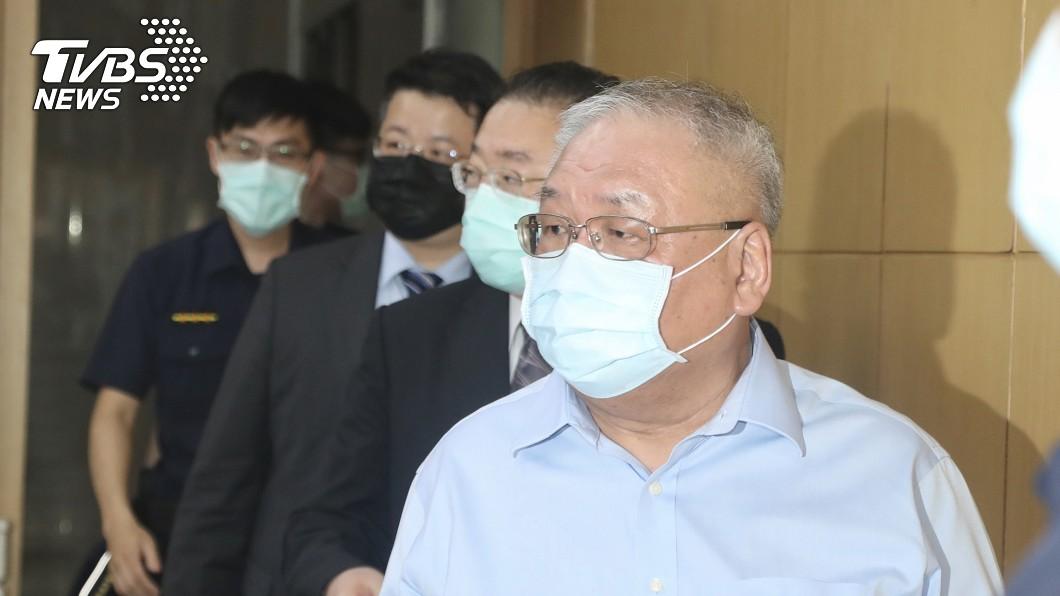 圖/中央社 北檢認定練台生涉5罪 百萬元交保限制出境