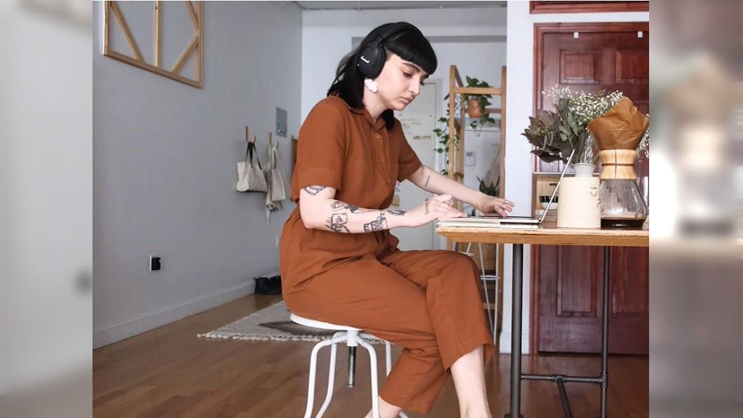 圖/翻攝自Insider YouTube 網紅無縫接軌「在家工作」 拍攝剪輯一把抓
