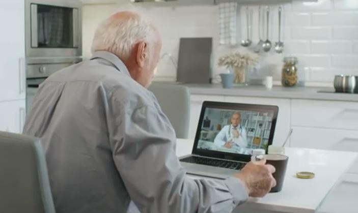 降低醫院人流 疫情帶旺智慧醫療產業