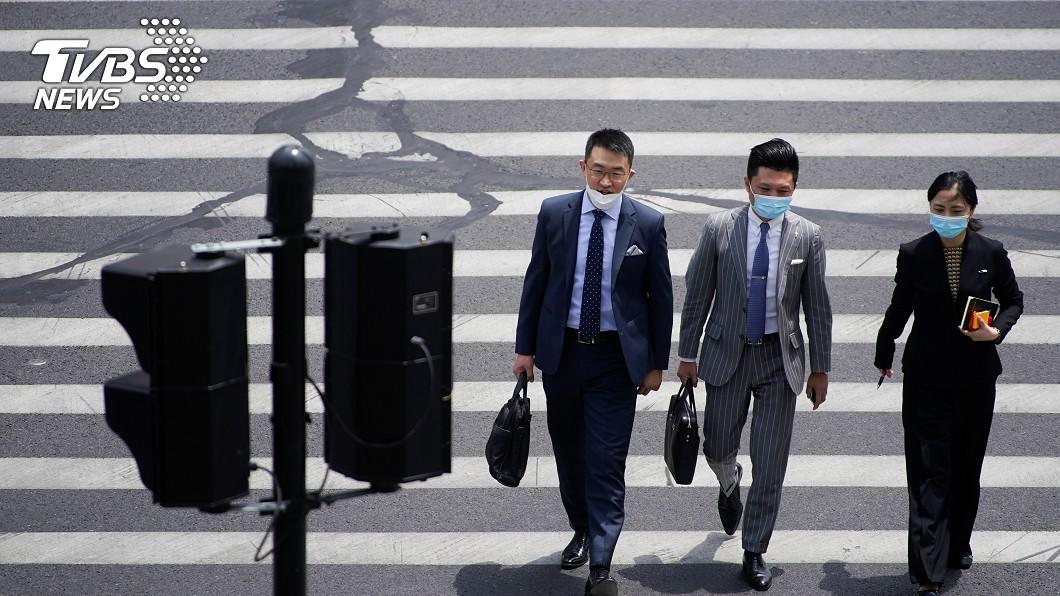 圖/達志影像路透社 中國武漢肺炎確診病例 首度境內外零新增