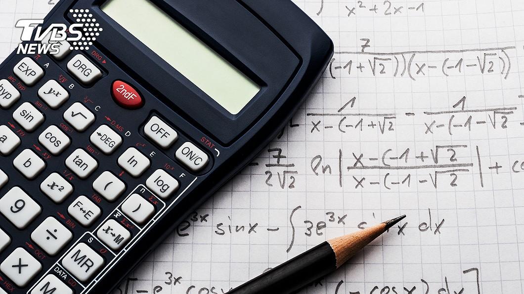 美國1名高中輟學生因案入獄服刑25年,沒想到竟然成為數學天才。(TVBS資料示意圖) 殺人犯高中輟學入獄25年 自學成「數學天才」發表論文