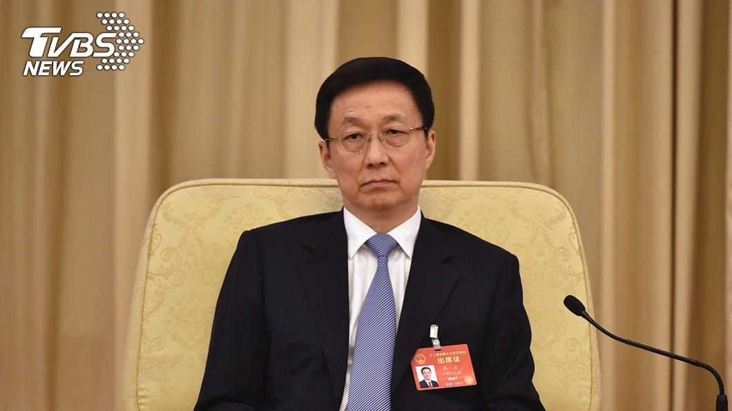 港版國安法爭議不斷 韓正接見港澳政協