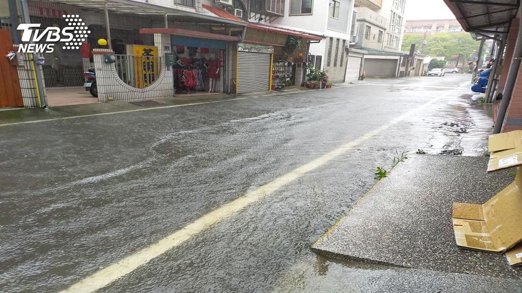 排水問題逢雨淹20年 頭份蟠桃里居民怨