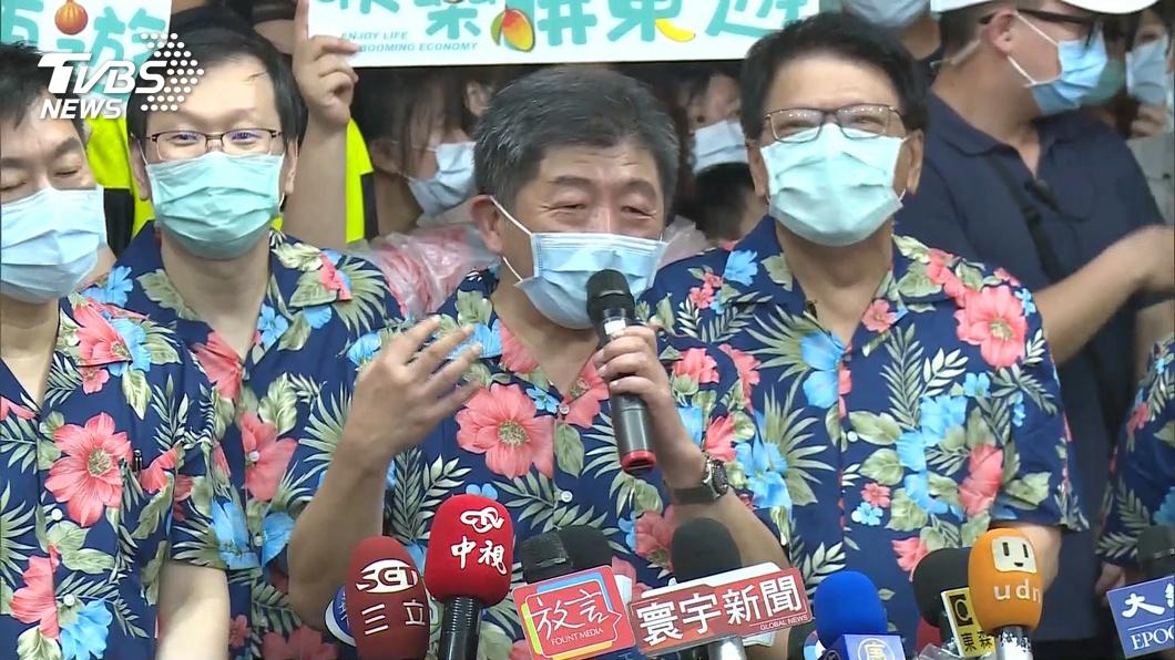陳時中疫情趨緩拚觀光。(圖/TVBS資料畫面) 居檢者可罷韓、不能見病危父 陳時中挨轟「忘了人性」
