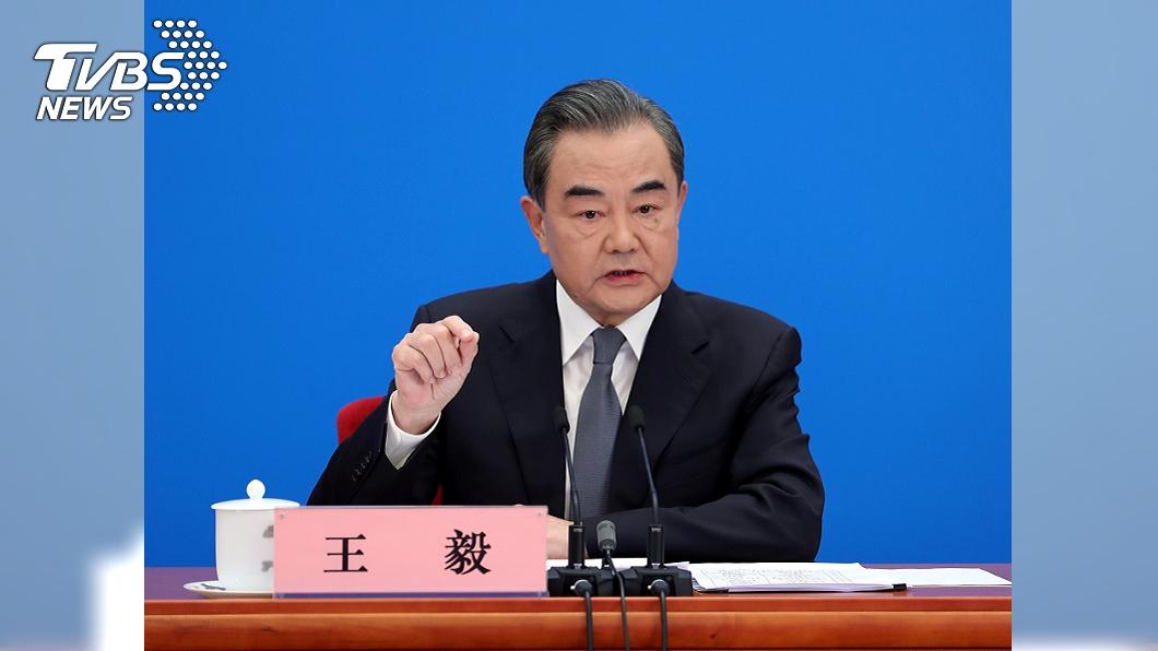 中國外交部長王毅。(圖/達志影像路透社) 王毅談港版國安法:暴恐與外部勢力已造成危害