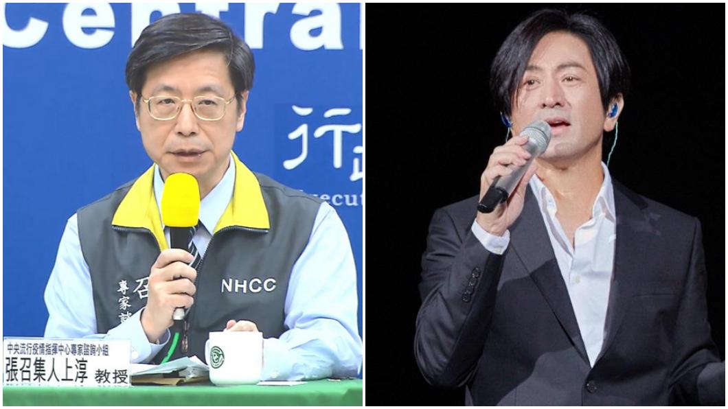 圖/TVBS、Facebook張洪量 Chang Hung Liang 「張上淳是我堂哥」 牙醫歌手曝:他影響我從醫甚深