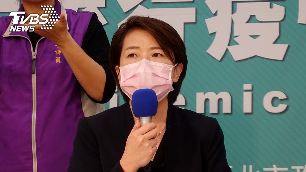 台北市副市長黃珊珊。(圖/中央社) 黃珊珊:協調會被請離席 未參與捷克團行程討論