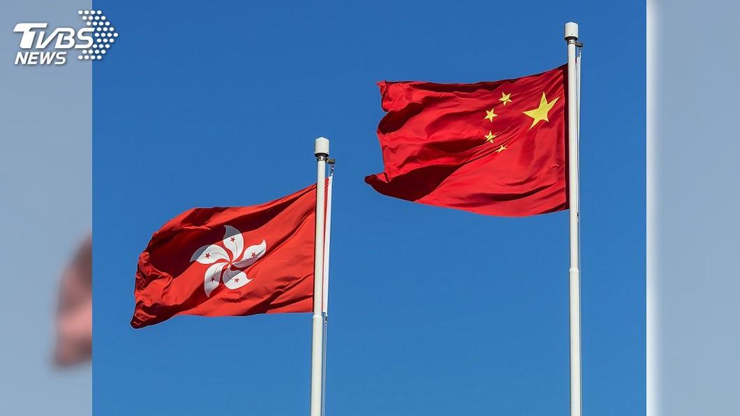 示意圖/TVBS 港版國安法續推動 美警告撤銷香港特殊關稅地位