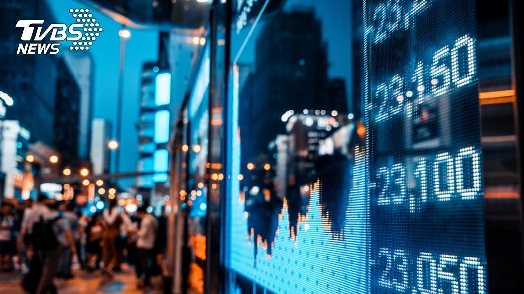 示意圖/TVBS 金管會統計 台灣金融業在香港曝險總額達兆元