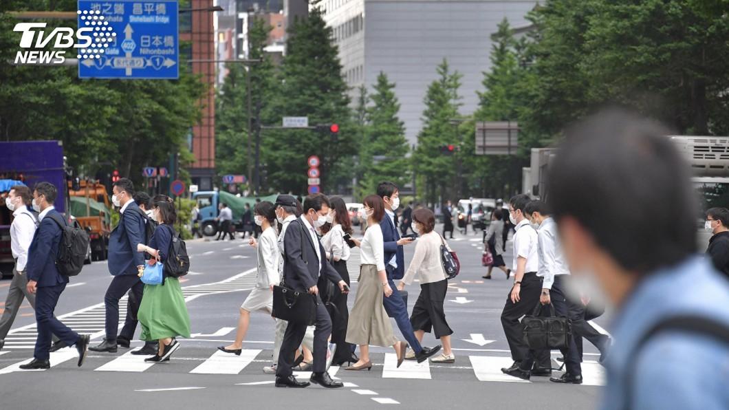 圖/達志影像美聯社 日本宣布全境解禁 武漢肺炎全球最新情報