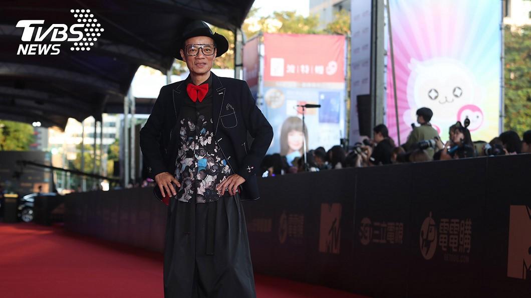 圖/中央社 挑梁男主角吳朋奉驟逝  《雨中戲台》永遠缺席