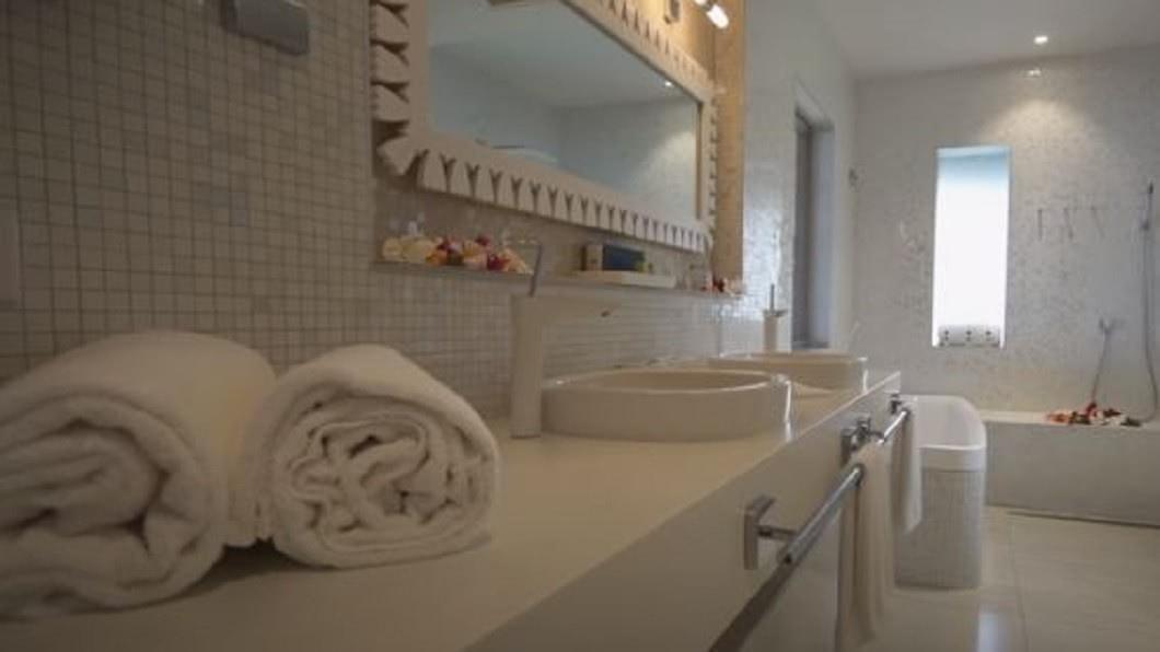 圖/翻攝自Cheddar youtube 疫情新生活 未來房子防疫設計大不同