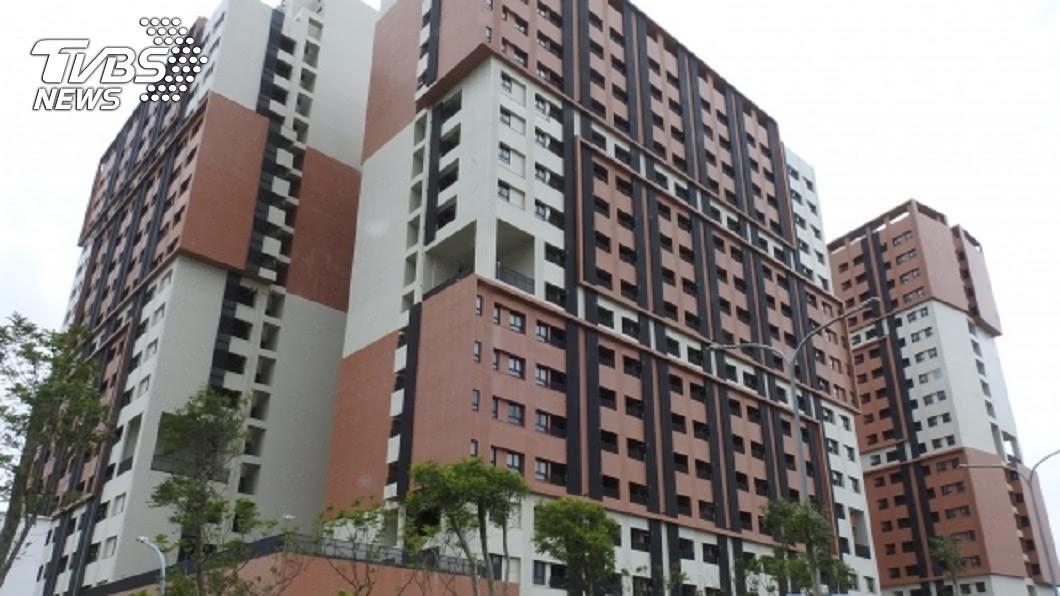 圖/中央社資料照 內政部:攜手新北市 4年再建3萬戶社會住宅