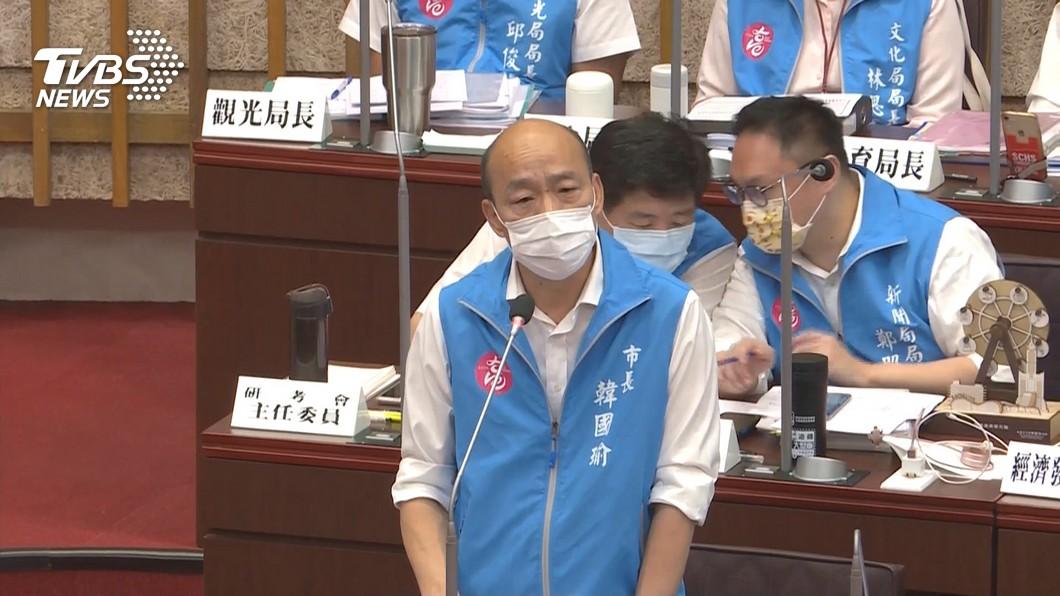 圖/TVBS 罷韓投票若通過 韓幕僚:韓國瑜已經有「下一步」