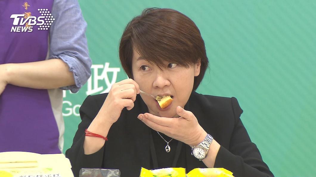 台北市副市長黃珊珊。(圖/TVBS資料畫面) 北市墊底!黃珊珊:社會氛圍造就「沒順時中就不應該」