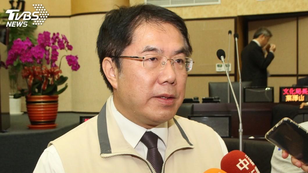 台南市長黃偉哲。(圖/中央社) 台南消費大爆發 黃偉哲:逾20.8億元再加碼送1房