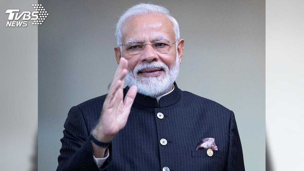 圖/達志影像路透社 繼封殺大陸59款APP 印度總理莫迪再退微博