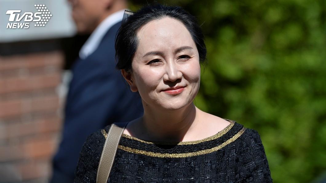 圖/達志影像路透社 孟晚舟未獲釋 華為:對加拿大法院判決表示失望