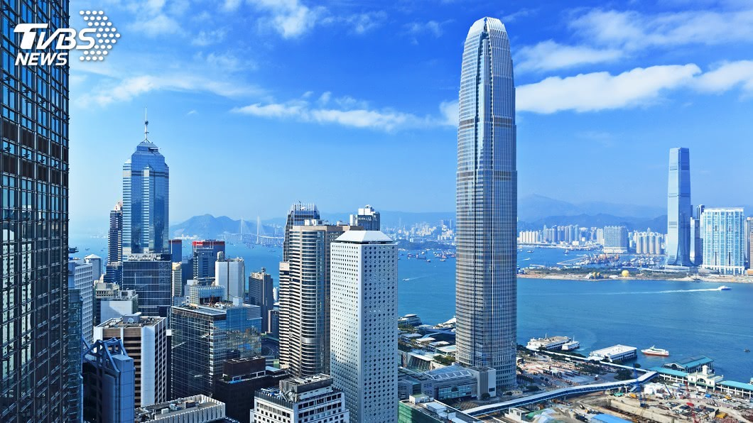 美中關係近期因疫情、港區國安法降至冰點。(示意圖/TVBS) 波頓:香港華為南海議題 導致美國對中觀感重大轉變