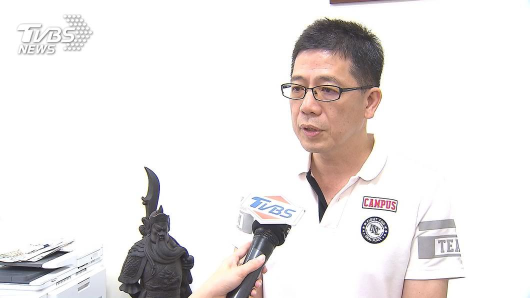 圖/TVBS 退國民黨入民眾黨 謝立功:人生最重大決定