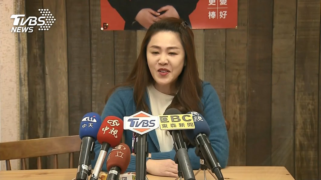 前新北市議員李婉鈺。(圖/TVBS資料畫面) 政治圈型男都為她傾倒 李婉鈺自爆曾栽在富二代手下