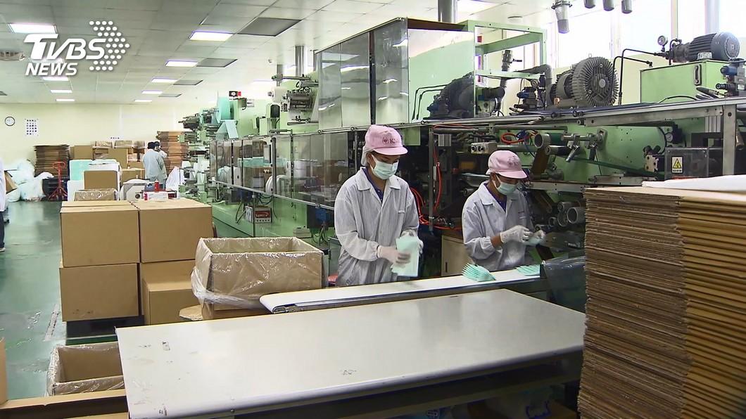 圖/TVBS 口罩禁令將解除 中衛、康那香等業者暫不開放零售