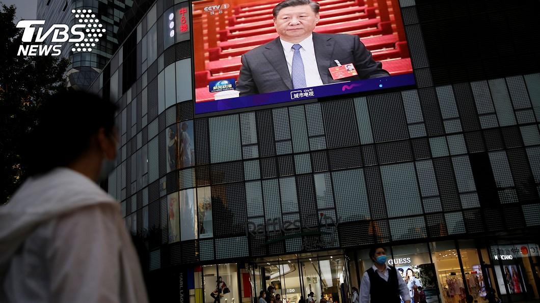 圖/達志影像路透社 全球經濟受衝擊 德學者:後疫情時代中國影響力更大