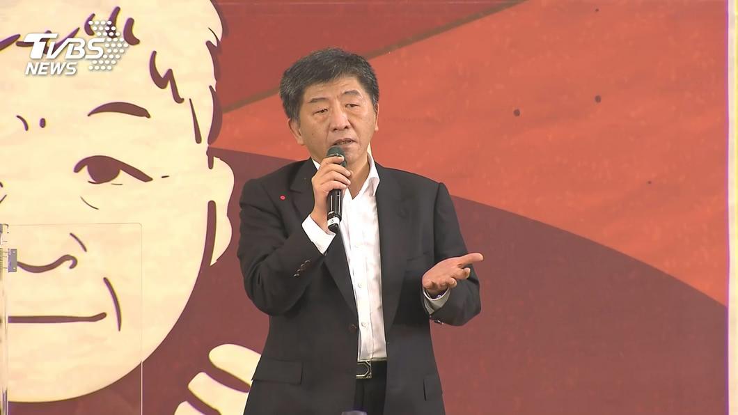 圖/TVBS資料照 防疫新生活被置若罔聞?他:陳時中要被人民牽著鼻子走了
