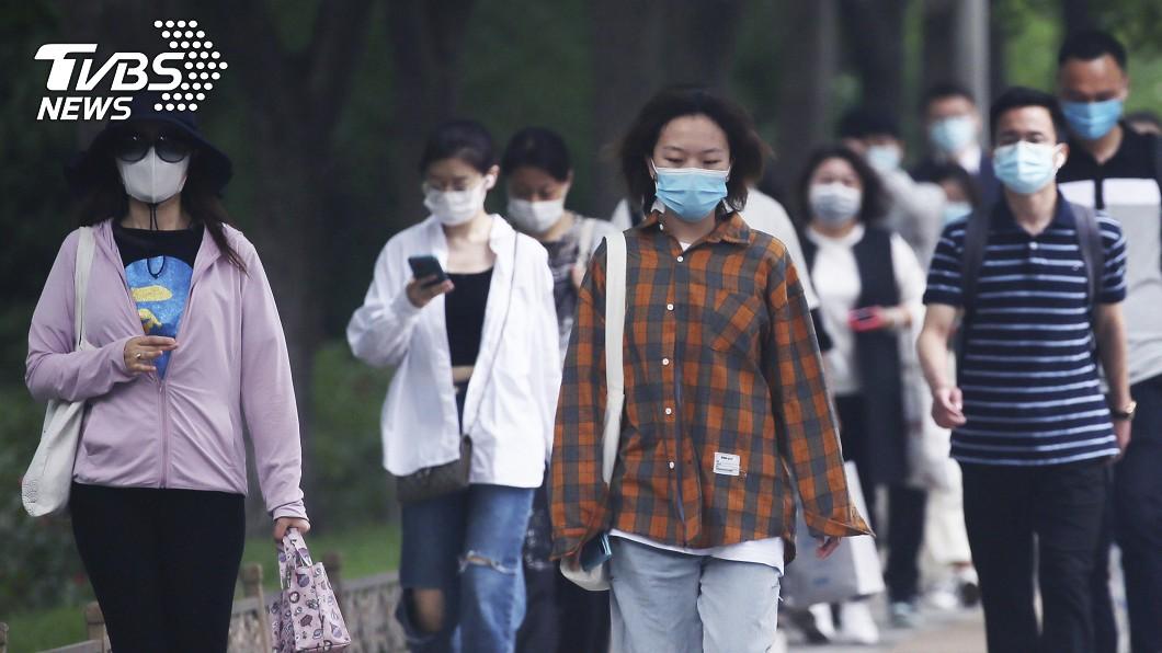 圖/達志影像美聯社 緊急宣言解除才3天 北九州市爆群聚感染