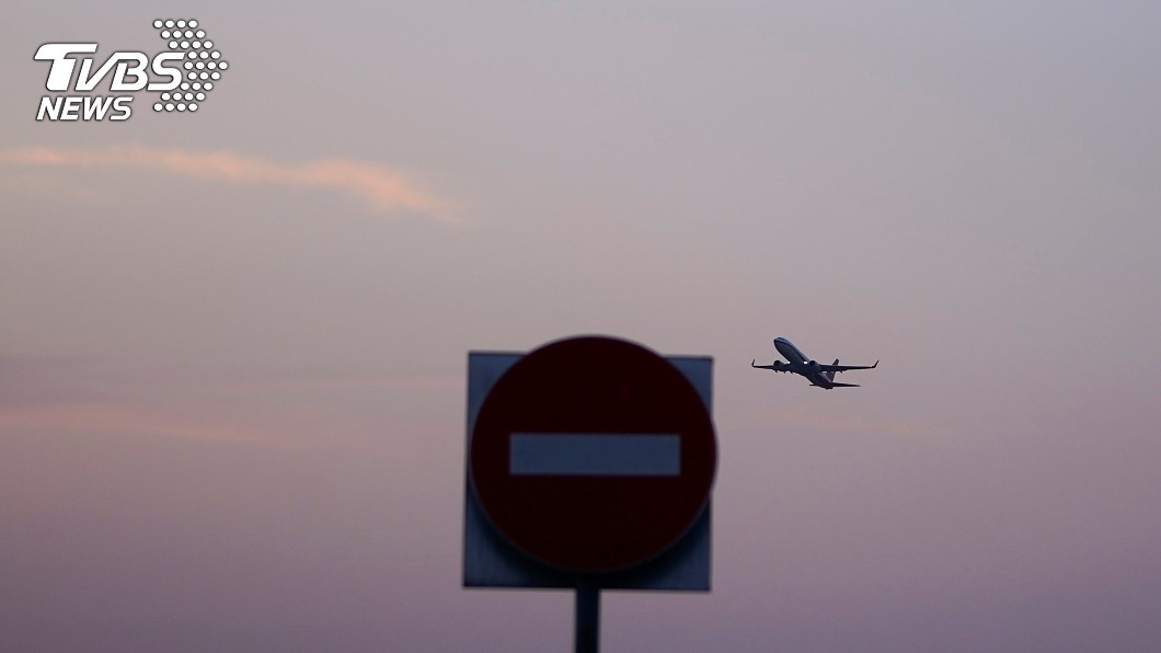 圖/達志影像路透社 美駐北京使館:中國限飛令擬延長到6月底
