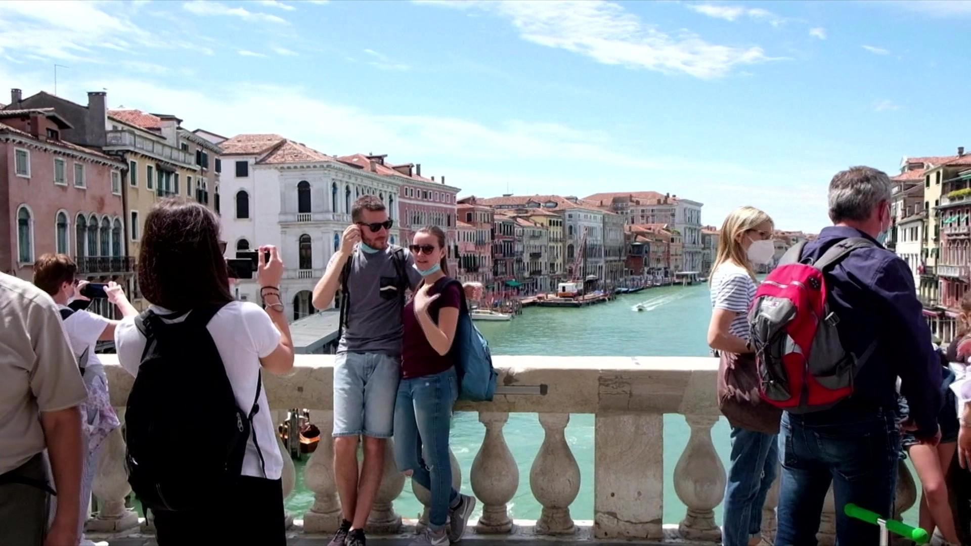 疫後搶救夏季觀光 多國考慮推旅遊泡泡