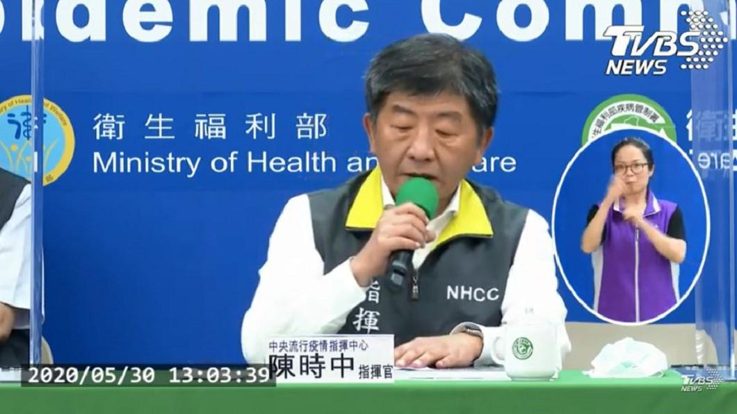 圖/TVBS 台灣再度重回+0 連續48天無本土病例
