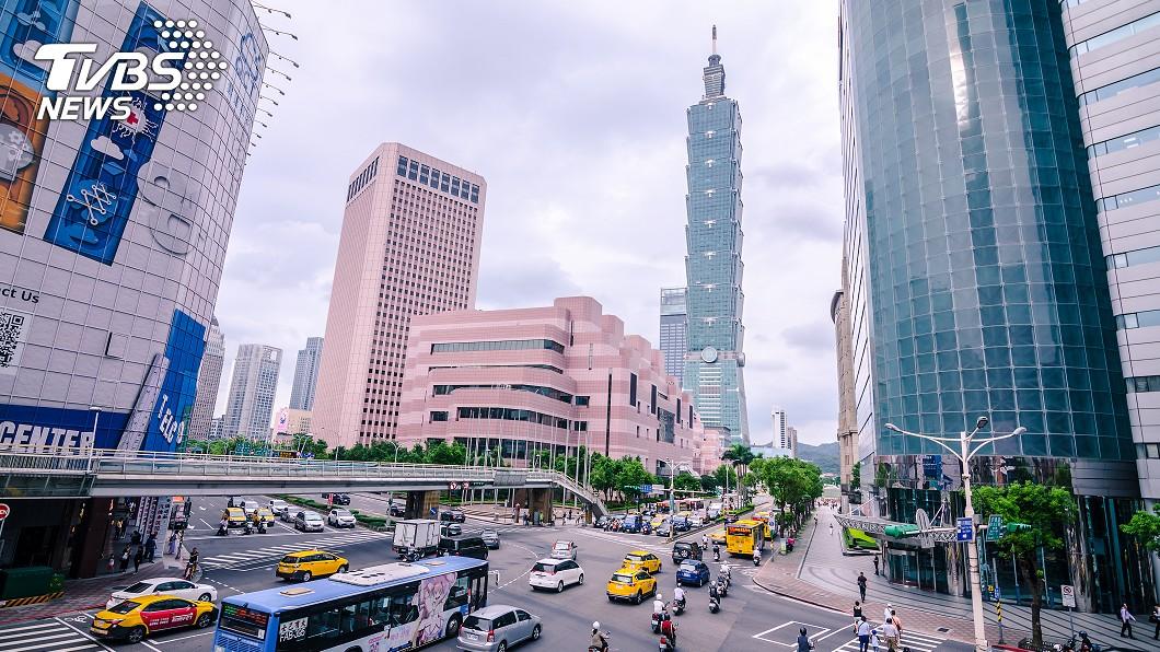 示意圖/TVBS 全球旅客夢想目的地 台北擠進前20名