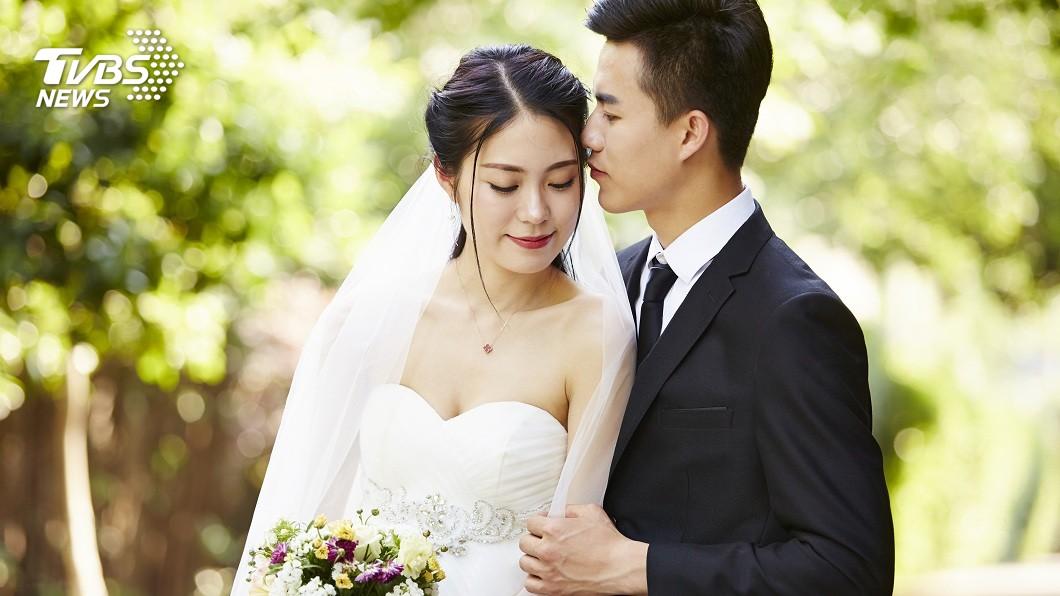 拍攝婚紗照是許多新人結婚時難忘的回憶。(TVBS資料示意圖) 綠光罩頂!準新娘收婚紗照 男主角是「前任」準人夫怒了