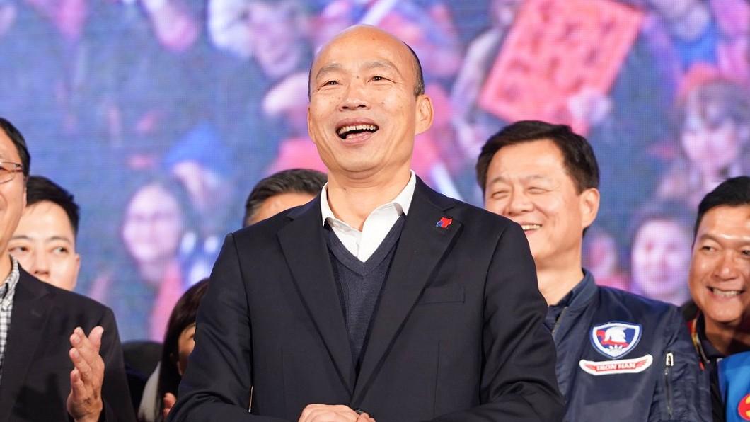 有網友認為罷韓沒成功對民進黨來說反而是好事。(圖/翻攝自韓國瑜臉書) 罷韓若成功動搖民進黨?網推演「2024驚人發展」