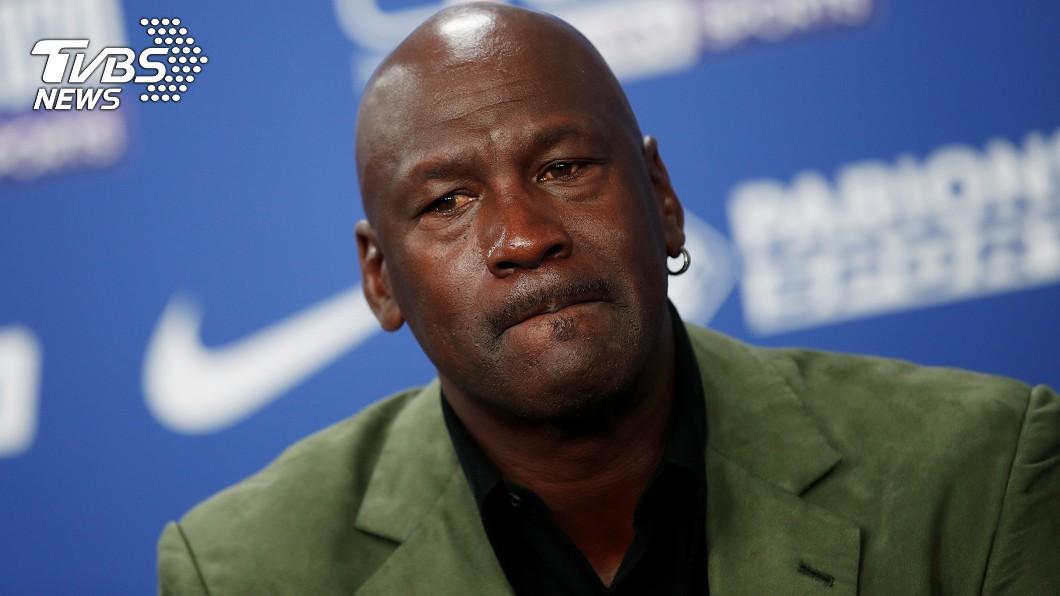 「籃球之神」喬丹(Michael Jordan)神情凝重。(圖/達志影像路透社) 非裔男子之死延燒全美掀抗議潮 喬丹:我們受夠了