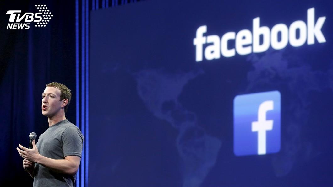 圖/達志影像路透社 抗議祖克柏未監督川普貼文 臉書員工「線上罷工」