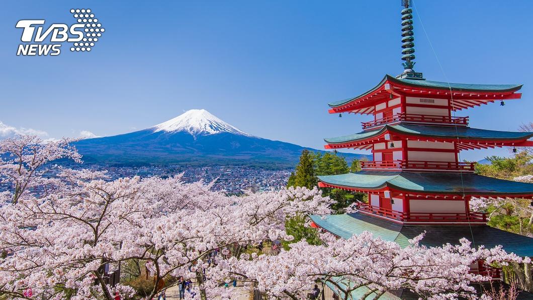 國人很喜歡赴日本旅遊。(示意圖。圖/TVBS) 各國陸續解封未列入台灣 他點破關鍵:陳時中自找的